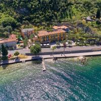 Albergo Del Garda, hotell i Torri del Benaco