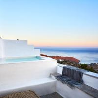 Living Theros Luxury Suites, ξενοδοχείο στην Καρδιανή