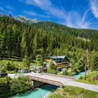 Alpengasthof Paletti Uttendorf
