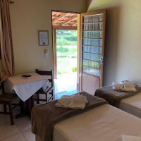 Hotel Fazenda Santa Maria, hotel em Serra Negra