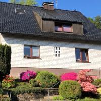 Ferienwohnung am Waldrand mit Dachterrasse und Homeoffice geeignet