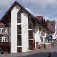 Hotel Gaststätte zur Post, hotel v destinaci Weilheim an der Teck