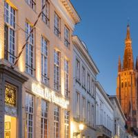 De Tuilerieën - Small Luxury Hotels of the World, hotel in Bruges
