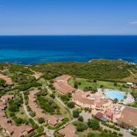 Sant'Elmo Beach Hotel, hotell i Castiadas