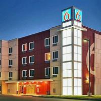 Motel 6-Swift Current, SK, отель в городе Суифт-Каррент