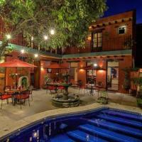 Casa de Leyendas, hotel in Mazatlán