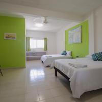 Hotel Don Kike 55, hotel in Mahahual