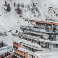 Josl Mountain Lounging Hotel, hotel in Obergurgl