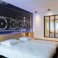 Hotel Leo Station, Villa et Annexes, отель в городе Бастонь