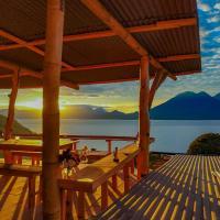 Eagle's Nest Atitlán, hotel in San Marcos La Laguna