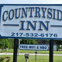 Countryside Inn, hotel in Hillsboro
