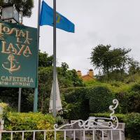 Hostal de la Playa, hotel in Barro de Llanes