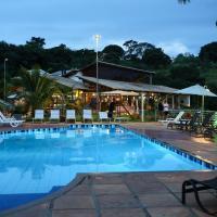 BellaMinas Pousada, hotel in Guapé