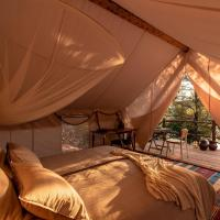 Plage Cachée - Glamping