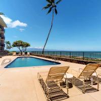 Kahana Reef Oceanfront Condos, hotel near Molokai Airport - MKK, Kahana
