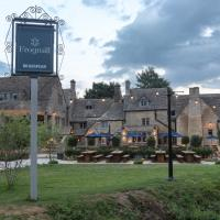 The Frogmill Hotel, hotel em Cheltenham