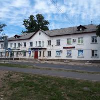 Гостиница Сясь, отель в городе Syas'stroy