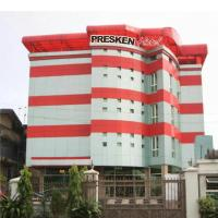 Presken Hotel at International Airport Road, hotel near Murtala Muhammed International Airport - LOS, Ikeja