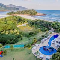 Beach Hotel Sunset, hotel em Camburi