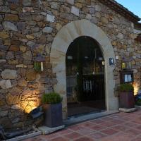 Hotel Galena Mas Comangau, hotel a Begur