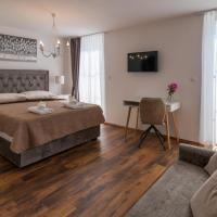 """SOBE """"GALEB"""", hotel in Vrbnik"""