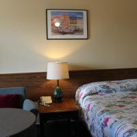 Wheatland Motel, hotel em Vulcan