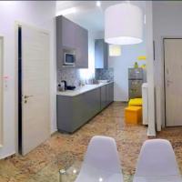 Modern apartment near the sea and Acropolis