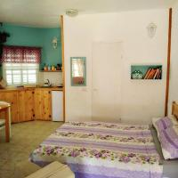Jordan Valley one room apartment, hotel a Menaẖemya