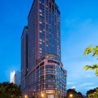 重慶希爾頓酒店,重慶的飯店