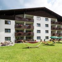 Appartementhaus Egga, hotel in Brand