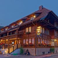 Schwarzwaldgasthaus Goldener Engel, hotel in Glottertal