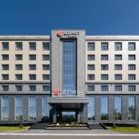 AZIMUT Отель Кызыл, отель в Кызыле