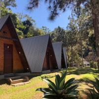 Chalés Verde Vida, hotel em Conservatória