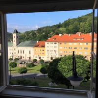 Apartmán s výhľadom, hotel v Kremnici