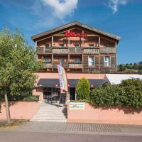 ibis La Bresse Gérardmer, hotel in La Bresse