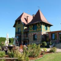 Un Air de Campagne, hotel u gradu 'Couloisy'