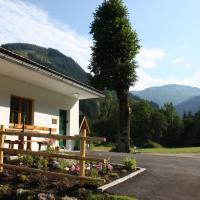 Chalet Ferienhaus Radmer