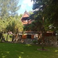 Kashubia Cottage – hotel w mieście Przewóz