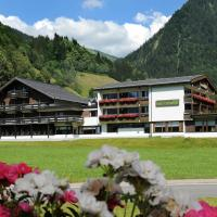 BOUTIQUEHOTEL das Edelweiss, hotel in Schoppernau