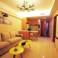 Tianjin Simu Movie Theme Apartment (Binjiang Road)