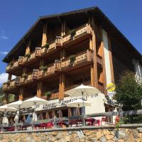 Hotel Restaurant Rothorn