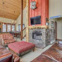 High-end summer/winter lodge on slopes of Alta, hotel in Alta