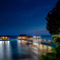 Pratasaba Resort, hotel di Maratua Atoll