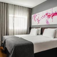 Eurostars Lex, hotel a l'Hospitalet de Llobregat