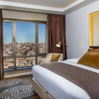 Mövenpick Hotel Amman、アンマンのホテル