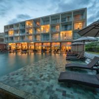 The Habitat Kosgoda by Asia Leisure, отель в Бентоте