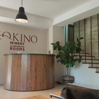 KOKINO Winery & Hotel, hotel in Kumanovo