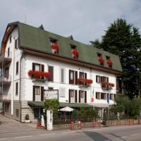 Hotel Ungheria Varese 1946, hotel in Varese