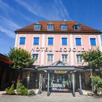 Hotel Leopold, hotel in Schwabing-Freimann, Munich