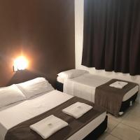 Hotel Guaporé - Campo Bom RS, отель в городе Campo Bom